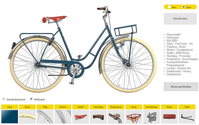 Pilen Cykel AB