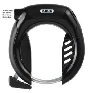 Lock Abus 5650 with connector for Abus Cable or Chain.